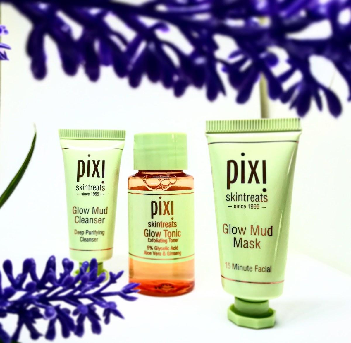 Probando... Pixi: Glow Tonic, Glow Mud Cleanser y Glow Mud Mask