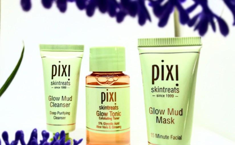 Probando… Pixi: Glow Tonic, Glow Mud Cleanser y Glow MudMask