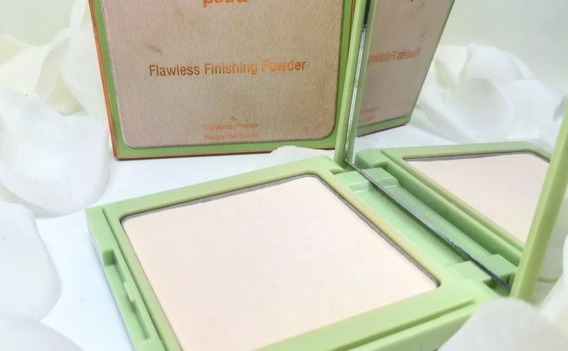 Flawless Finishing Powder, de Pixi Beauty[Review]